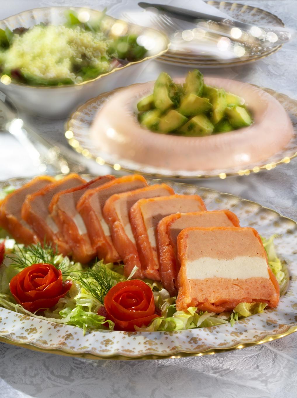 tartinade saumon fumé