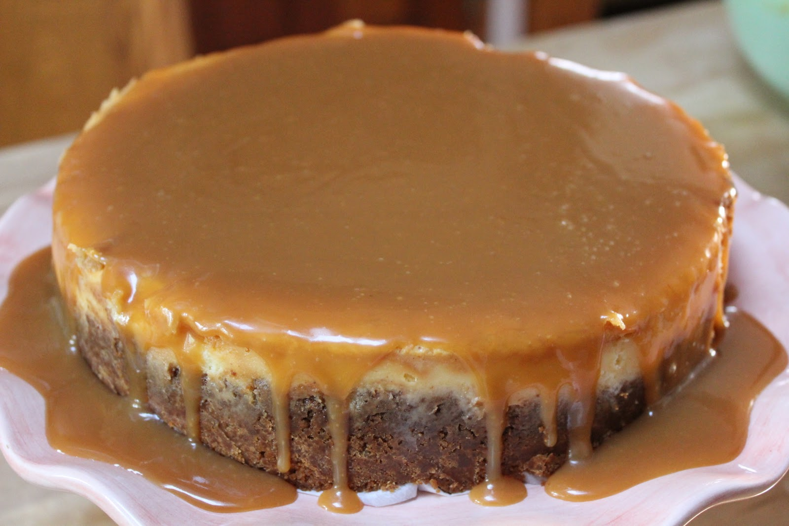 ... basic cakes chocolate caramel cheesecake chocolate caramel cheesecake
